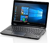 Fujitsu LIFEBOOK U727 Touch 12,5Zoll i5 7200U, 8GB RAM, 256GB SSD, LTE, Windows 10 PRO, schwarz