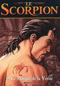 """Afficher """"Le Scorpion n° 9<br /> Le Masque de la Vérité"""""""