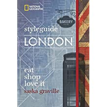 styleguide London (National Geographic Styleguide)