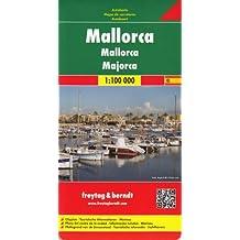 Carte routière : Mallorca