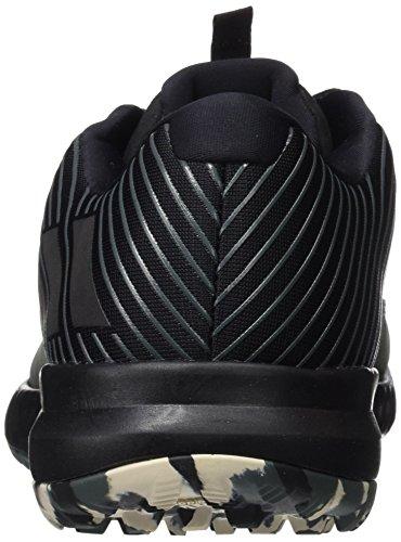 Adidas crazytrain Pro TRF m, Baskets mode pour homme Noir