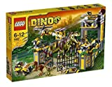 LEGO Dino 5887 - CuartelGeneral de Defensa Jurasica