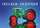 Trecker - Oldtimer (Posterbuch DIN A4 quer): Peter Roder - eine Sammlung seiner faszinierenden Bilder von nostalgischen Treckern (Posterbuch, 14 ... [Taschenbuch] [Jan 30, 2014] Roder, Peter