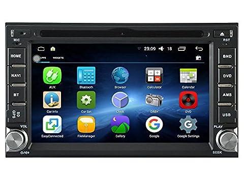 Autostereo SAT NAV 178*100 6.2 inch Universal Nissan Car DVD Player GPS Quad Core Android 6.0 Car Radio Stereo Multimedia System for NISSAN QASHQAI TIIDA PALADIN Quad Frontier LIVANA NAVARA NP300 MICRA PATHFINDER PATROLSENTRASUNNY TREEANO VERSA Double Din In Dash Car Stereo GPS Navigation DVD Player Bluetooth SWC DVR CAM-IN 1080P OBD2 DAB Mirror-link Gift Reverse Camera Man KeyRing - Nissan Radio Cablaggio