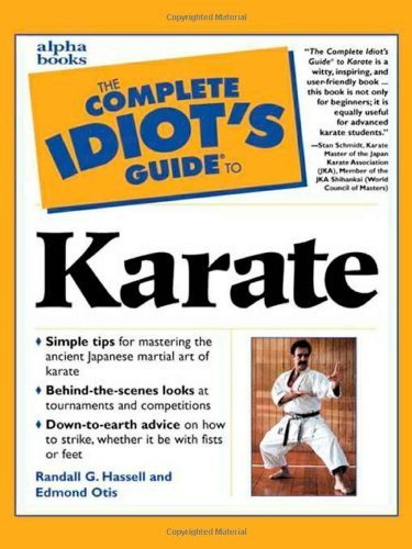 Complete Idiot's Guide to Karate by Hassell, Randall G., Otis, Edmond (2000) Paperback