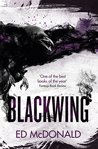 blackwing-the-ravens-mark-book-one-english-edition
