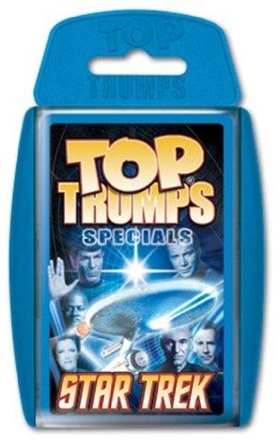 Winning Moves 60895 - Top Trumps: Star Trek -
