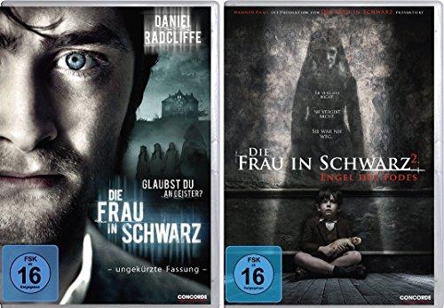 Die Frau in Schwarz 1 + 2 im Set - Deutsche Originalware [2 DVDs]