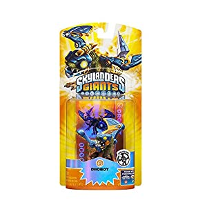 Skylanders Giants – Single Character – Light Core – Drobot