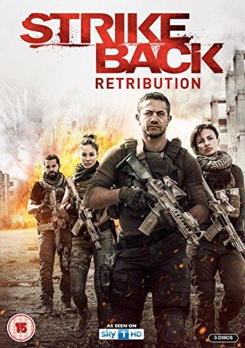 Retribution (3 DVDs)