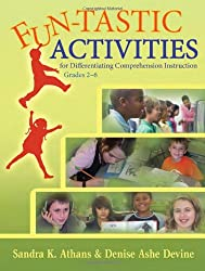 Fun-tastic Activities for Differentiating Comprehension Instruction  Grades 2-6