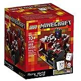 Lego Cussoo Minecraft 21106 - Die Unterwelt [UK Import] - LEGO