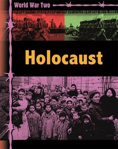 Holocaust (World War Two) by Simon Adams (2015-05-28)