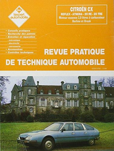 Citroën Cx Reflex/Athena/20re/Tre N  178