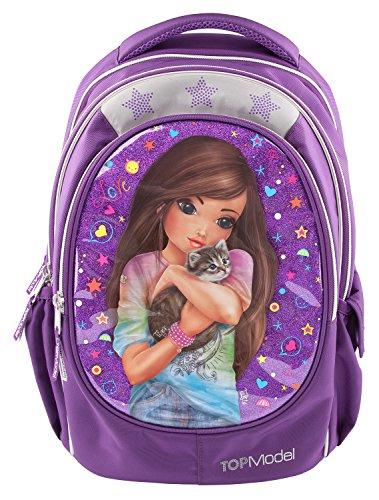 09276af9a8e90 Schulranzen · Schultüten · Schulschreibsets · Home · Schulbedarf · TOPModel  Schulrucksack Friends lila · zurück ·   vor