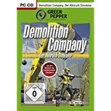 Demolition Company - Der Abbruch-Simulator [Green Pepper]