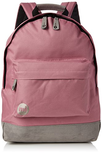 Mi-Pac Classic Backpack Mochila Tipo Casual, 41 cm, 17 Litros, Rose/Grey