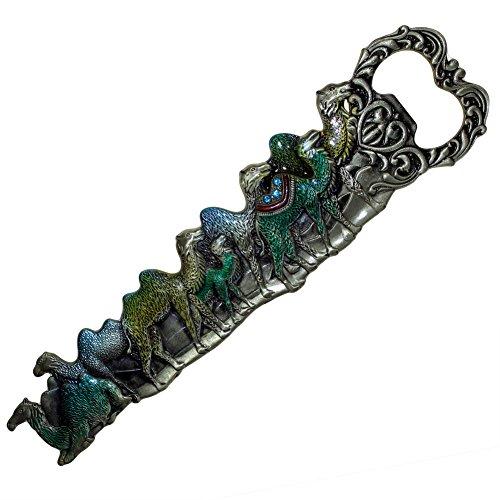 Décapsuleur Camels.-Dimensions : Largeur : 20 cm-Largeur : 5 cm, en metal.. le cadeau Parfait-Idéal pour les anniversaires, Christmas......