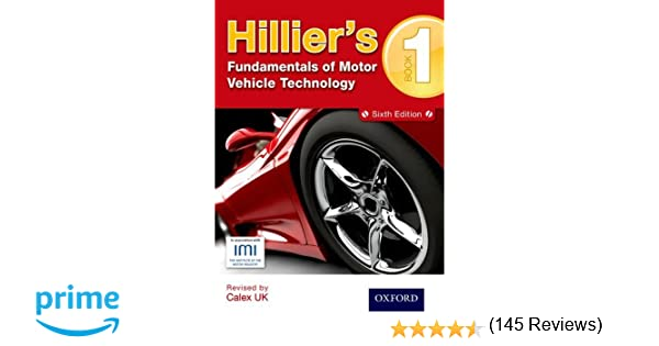 Hilliers fundamentals of motor vehicle technology book 1 amazon hilliers fundamentals of motor vehicle technology book 1 amazon vaw hillier calex ltd 9781408515181 books fandeluxe Choice Image