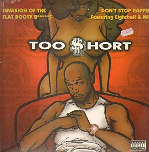 Invasion of the Flat Booty Bitches [Vinyl Single] -