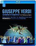 Verdi: Ein Maskenball / Un ballo in Maschera (Leipzig) [Alemania] [Blu-ray]