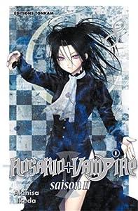 Rosario + Vampire Saison II Edition simple Tome 8