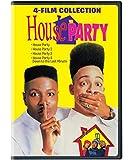 4 Film Favorites: House Party [DVD] [Region 1] [US Import] [NTSC]