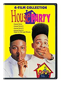 4 Film Favorites: House Party [DVD] [Region 1] [US Import] [NTSC]