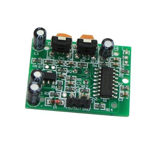 5x Pyroelectrische Infrarot PIR Bewegung Sensor Detektor Modul - 2