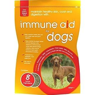 GWF Nutrition Immune Aid Dog Food Supplement, 500 g 7