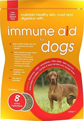 GWF Nutrition Immune Aid Dog Food Supplement, 500 g 1