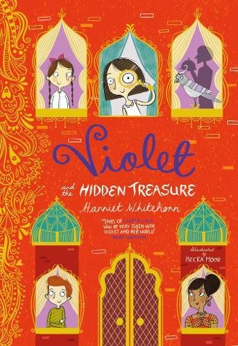 Violet and the Hidden Treasure (Violet 2) por Harriet Whitehorn