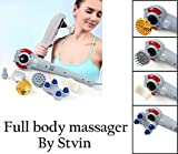#6: Stvin 7 in 1 handheld Infrared body massagers machine full body massager