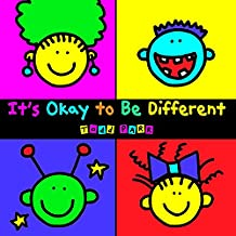 It's Okay To Be Different (Todd Parr Classics)
