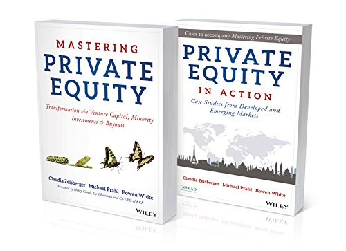 Mastering Private Equity Set (English Edition) Bowens Set