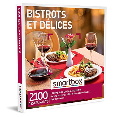 SMARTBOX - Coffret Cadeau Noël Homme, Femme ou Couple - Idée cadeau original :...