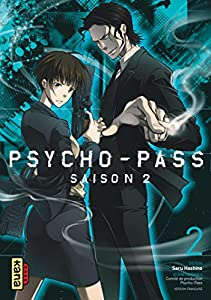 Psycho-pass Saison 2 Edition simple Tome 2