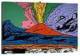 Quadro Andy Warhol Art. 21 cm 70x100 intelaiato Pronto da...