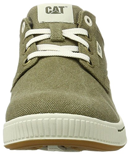 Caterpillar Opus Canvas, Sneakers Basses Homme Vert (Mens Hedge)