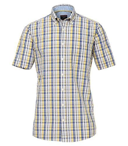 ... Baumwolle Flanell Hemd mit Super Qualität Gelb S. Infos zu den  Nutzungsrechten. Michaelax-Fashion-Trade Casa Moda - Comfort Fit - Herren  Freizeit 1 2 11d232295e