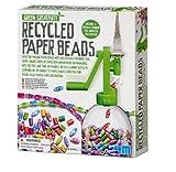 4M 68241 - Perline di carta riciclata