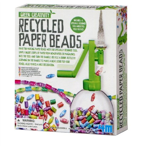 HCM Kinzel 4M 68241 - Recycled Paper Beads -