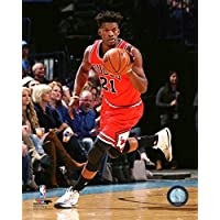 Jimmy Butler 2016-17 Action Photo Print (20,32 x 25,40