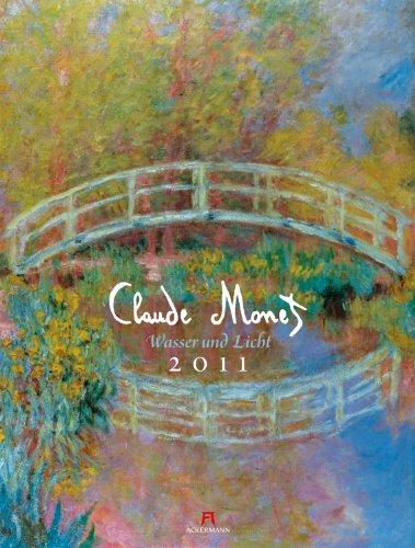 Claude Monet - Wasser und Licht 2011 (Wasser Merkur)