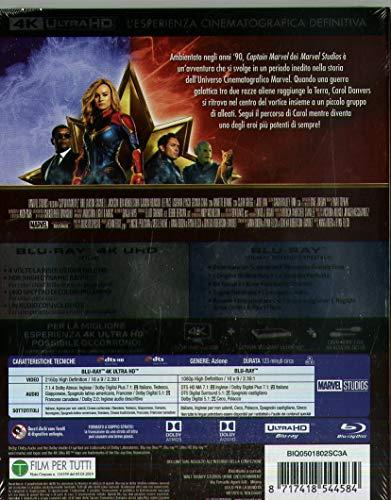 Zoom IMG-1 captain marvel 4k br