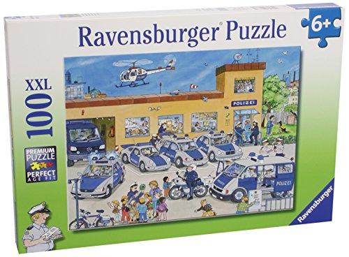 Preisvergleich Produktbild Ravensburger 10867 - Polizeirevier