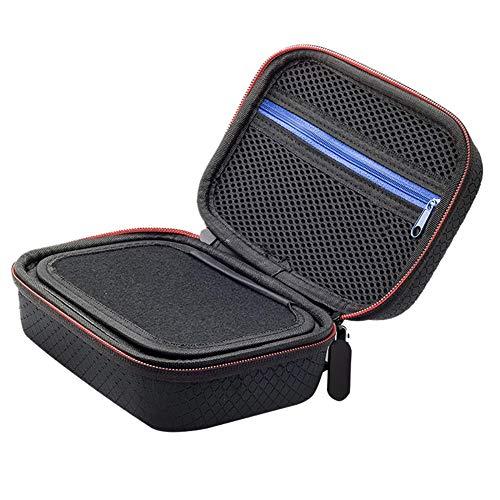 Aktualisiert 2019 Version Schützende Kamera Aufbewahrungstasche Hard Case Portable Travel Tragetasche für Go Pro - Großes Tragetasche Gopro