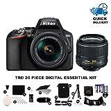 Best Dslr Cameras - Nikon D3500 24.2MP DSLR Camera + AF-P DX Review