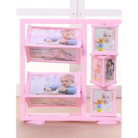 LBLI Picture Frames Moderno/Contemporaneo / Tradizionale / Paese / Casual / Ufficio / Altro Altro,Plastica 1/1 Piccolo / Medio / Grande , pink JIAJU-YONGPING #2477