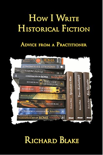 How I Write Historical Fiction